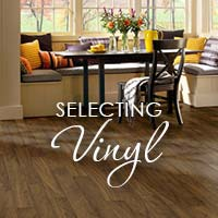 Looking for luxury vinyl? See these tips on selecting the best type to fit your lifestyle and your budget!