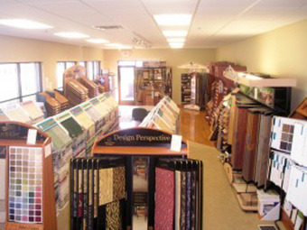 Come check out our showroom at Suburban Floor Covering/Abbey Carpet